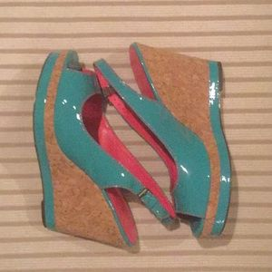 Adorable Boden wedges!